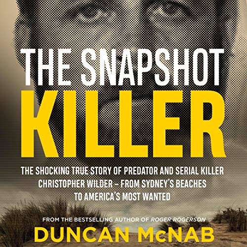 The Snapshot Killer audiobook cover art