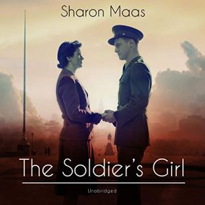 The Soldier's Girl audiobook cover art