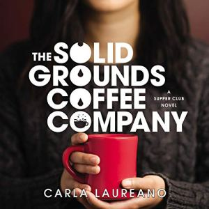 The Solid Grounds Coffee Company audiobook cover art