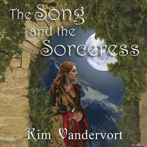 The Song and the Sorceress audiobook cover art