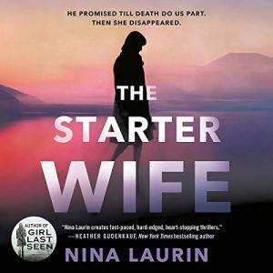 The Starter Wife audiobook cover art