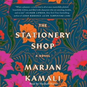 The Stationery Shop audiobook cover art