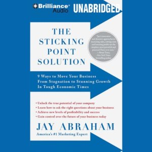 The Sticking Point Solution audiobook cover art