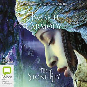 The Stone Key audiobook cover art