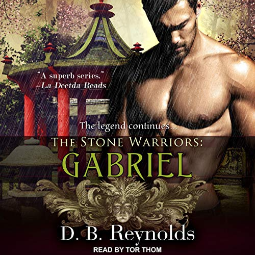 The Stone Warriors: Gabriel audiobook cover art
