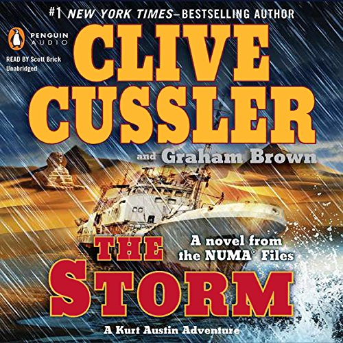 The Storm audiobook cover art
