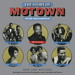 The Story of Motown audiobook cover art