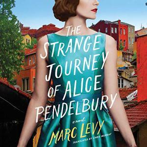The Strange Journey of Alice Pendelbury audiobook cover art