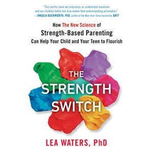 The Strength Switch audiobook cover art