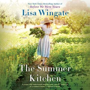 The Summer Kitchen audiobook cover art