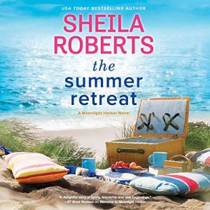 The Summer Retreat audiobook cover art
