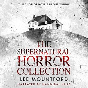 The Supernatural Horror Collection audiobook cover art