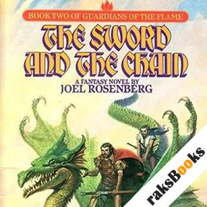 The Sword and the Chain audiobook cover art