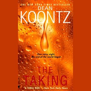 The Taking audiobook cover art