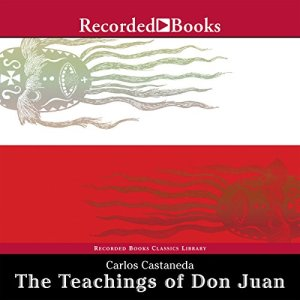 The Teachings of Don Juan audiobook cover art