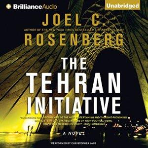 The Tehran Initiative audiobook cover art