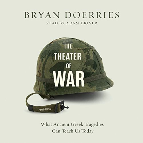The Theater of War audiobook cover art