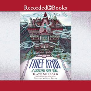 The Thief Knot audiobook cover art