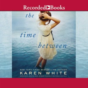 The Time Between audiobook cover art