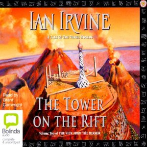 The Tower on the Rift audiobook cover art