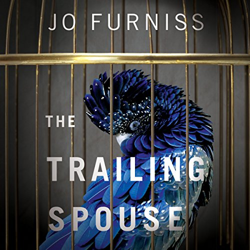 The Trailing Spouse audiobook cover art