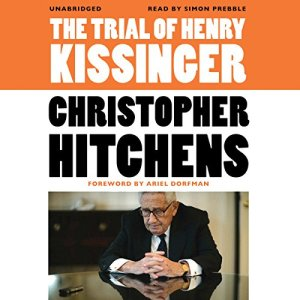 The Trial of Henry Kissinger audiobook cover art