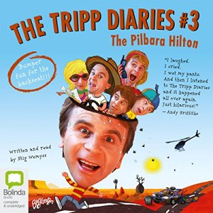 The Tripp Diaries No.3 audiobook cover art