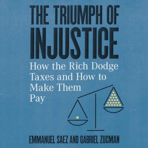 The Triumph of Injustice audiobook cover art