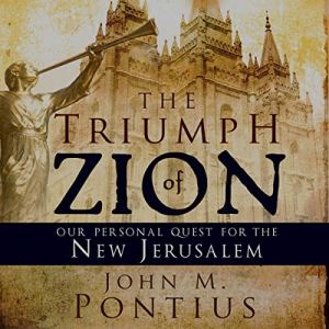 The Triumph of Zion audiobook cover art
