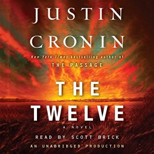 The Twelve audiobook cover art