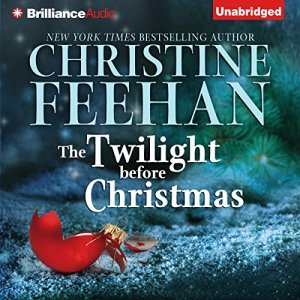 The Twilight Before Christmas audiobook cover art