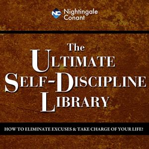 The Ultimate Self-Discipline Library audiobook cover art