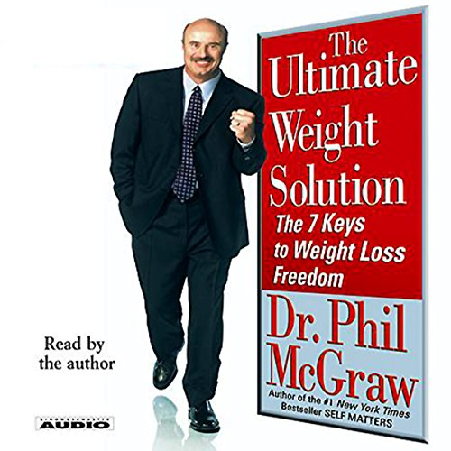 The Ultimate Weight Solution audiobook cover art