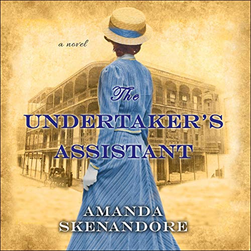 The Undertaker's Assistant audiobook cover art