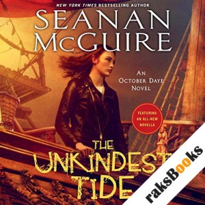 The Unkindest Tide audiobook cover art
