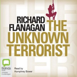 The Unknown Terrorist audiobook cover art