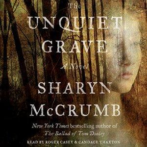 The Unquiet Grave audiobook cover art