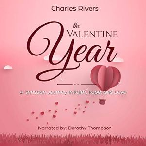The Valentine Year audiobook cover art