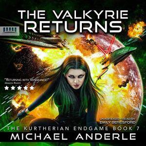 The Valkyrie Returns audiobook cover art