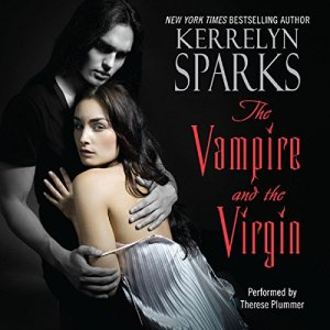 The Vampire and the Virgin audiobook cover art