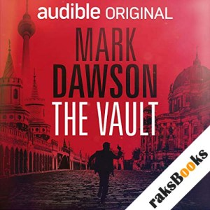 The Vault audiobook cover art