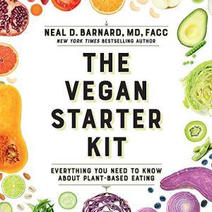 The Vegan Starter Kit audiobook cover art