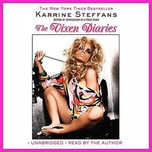 The Vixen Diaries audiobook cover art
