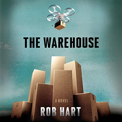 The Warehouse audiobook cover art