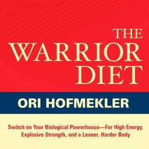 The Warrior Diet audiobook cover art