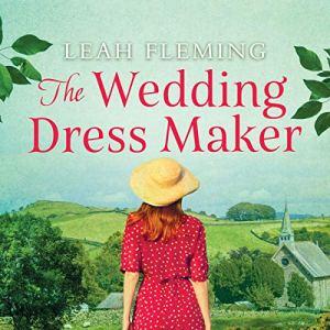 The Wedding Dress Maker audiobook cover art
