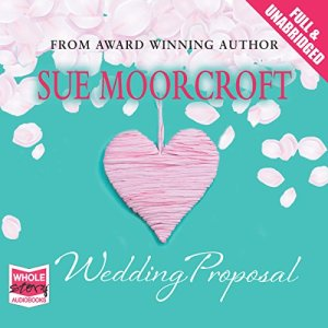 The Wedding Proposal audiobook cover art