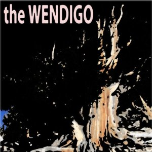 The Wendigo audiobook cover art