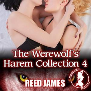 The Werewolf's Harem Collection 4 audiobook cover art