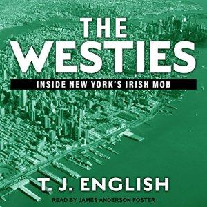 The Westies audiobook cover art